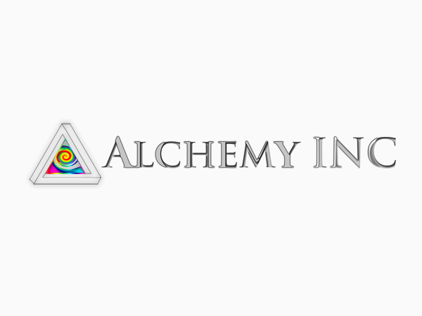 Logo Design by Mythos Designs - Entry No. 90 in the Logo Design Contest Logo Design for Alchemy Inc (Creative/Edgy/Sophisticated).