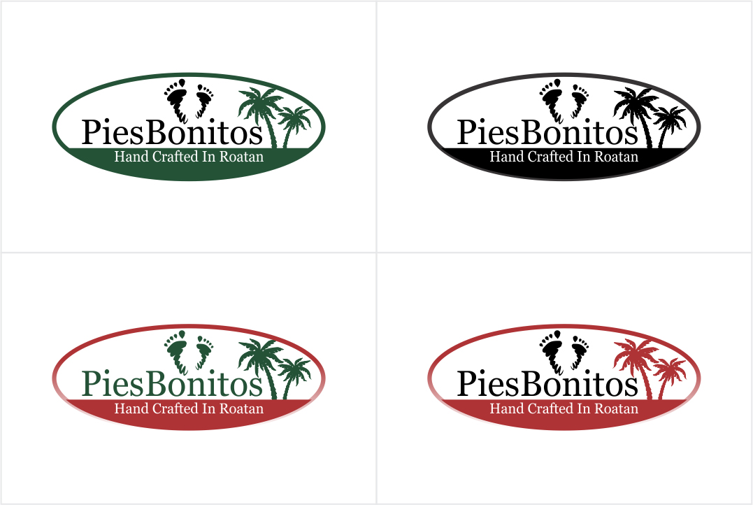 Logo Design by Muhammad Aslam - Entry No. 44 in the Logo Design Contest Unique Logo Design Wanted for Pies Bonitos.