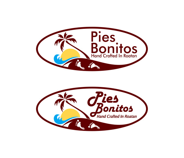 Logo Design by Muhammad Aslam - Entry No. 46 in the Logo Design Contest Unique Logo Design Wanted for Pies Bonitos.