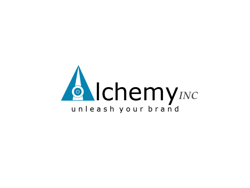 Logo Design by Private User - Entry No. 93 in the Logo Design Contest Logo Design for Alchemy Inc (Creative/Edgy/Sophisticated).