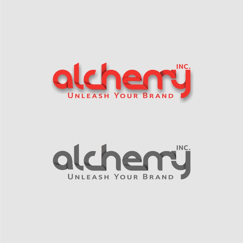 Logo Design by graphicleaf - Entry No. 94 in the Logo Design Contest Logo Design for Alchemy Inc (Creative/Edgy/Sophisticated).