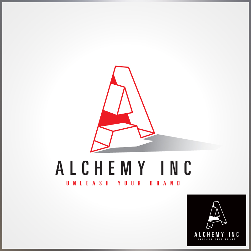 Logo Design by Number-Eight-Design - Entry No. 95 in the Logo Design Contest Logo Design for Alchemy Inc (Creative/Edgy/Sophisticated).