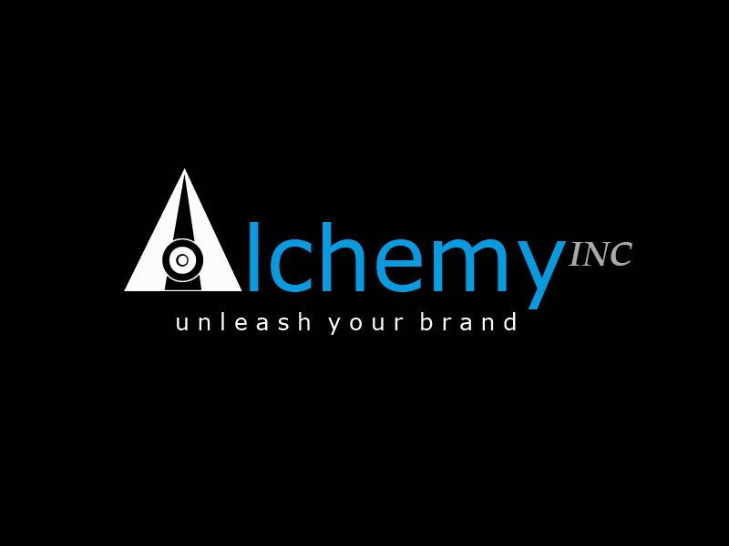 Logo Design by Private User - Entry No. 96 in the Logo Design Contest Logo Design for Alchemy Inc (Creative/Edgy/Sophisticated).