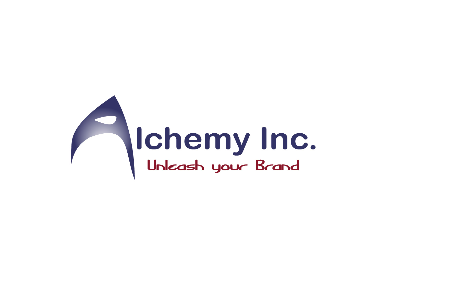 Logo Design by Nancy Grant - Entry No. 98 in the Logo Design Contest Logo Design for Alchemy Inc (Creative/Edgy/Sophisticated).