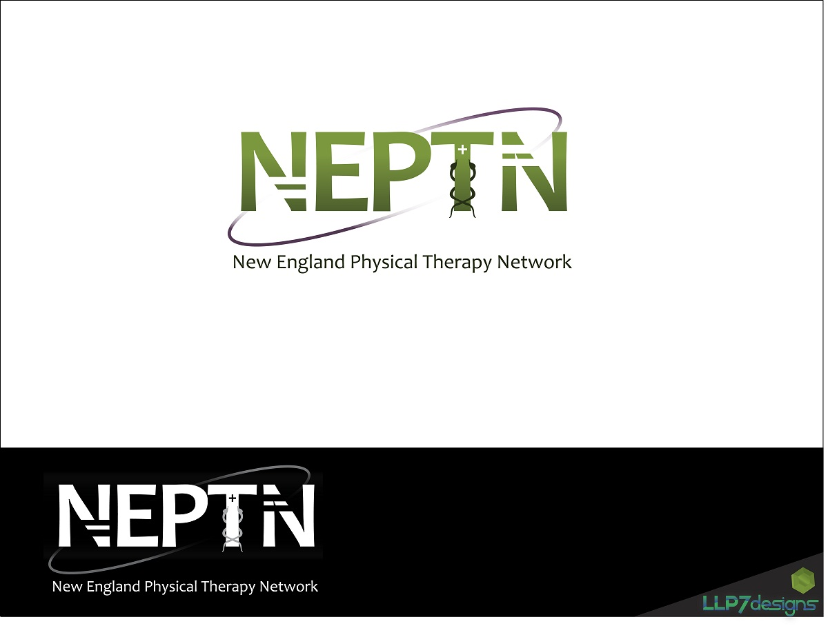 Logo Design by LLP7 - Entry No. 1 in the Logo Design Contest Fun Logo Design for NEPTN - New England Physical Therapy Network.