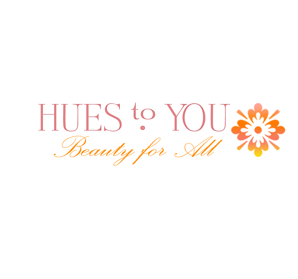 Logo Design by Tiffany Sterling - Entry No. 105 in the Logo Design Contest Hues To You Logo Design.