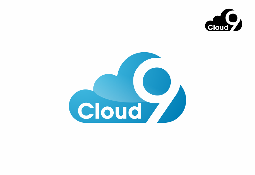 Logo Design by Private User - Entry No. 165 in the Logo Design Contest Unique Logo Design Wanted for Cloud 9 Inc.