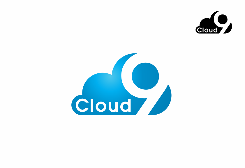 Logo Design by Private User - Entry No. 166 in the Logo Design Contest Unique Logo Design Wanted for Cloud 9 Inc.