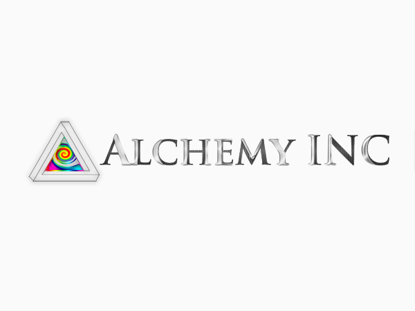 Logo Design by Mythos Designs - Entry No. 99 in the Logo Design Contest Logo Design for Alchemy Inc (Creative/Edgy/Sophisticated).