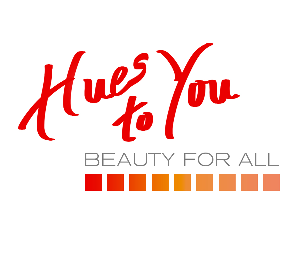 Logo Design by Tiffany Sterling - Entry No. 116 in the Logo Design Contest Hues To You Logo Design.