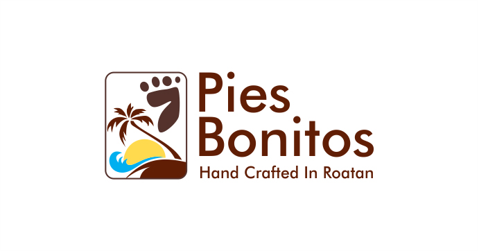 Logo Design by Muhammad Aslam - Entry No. 70 in the Logo Design Contest Unique Logo Design Wanted for Pies Bonitos.
