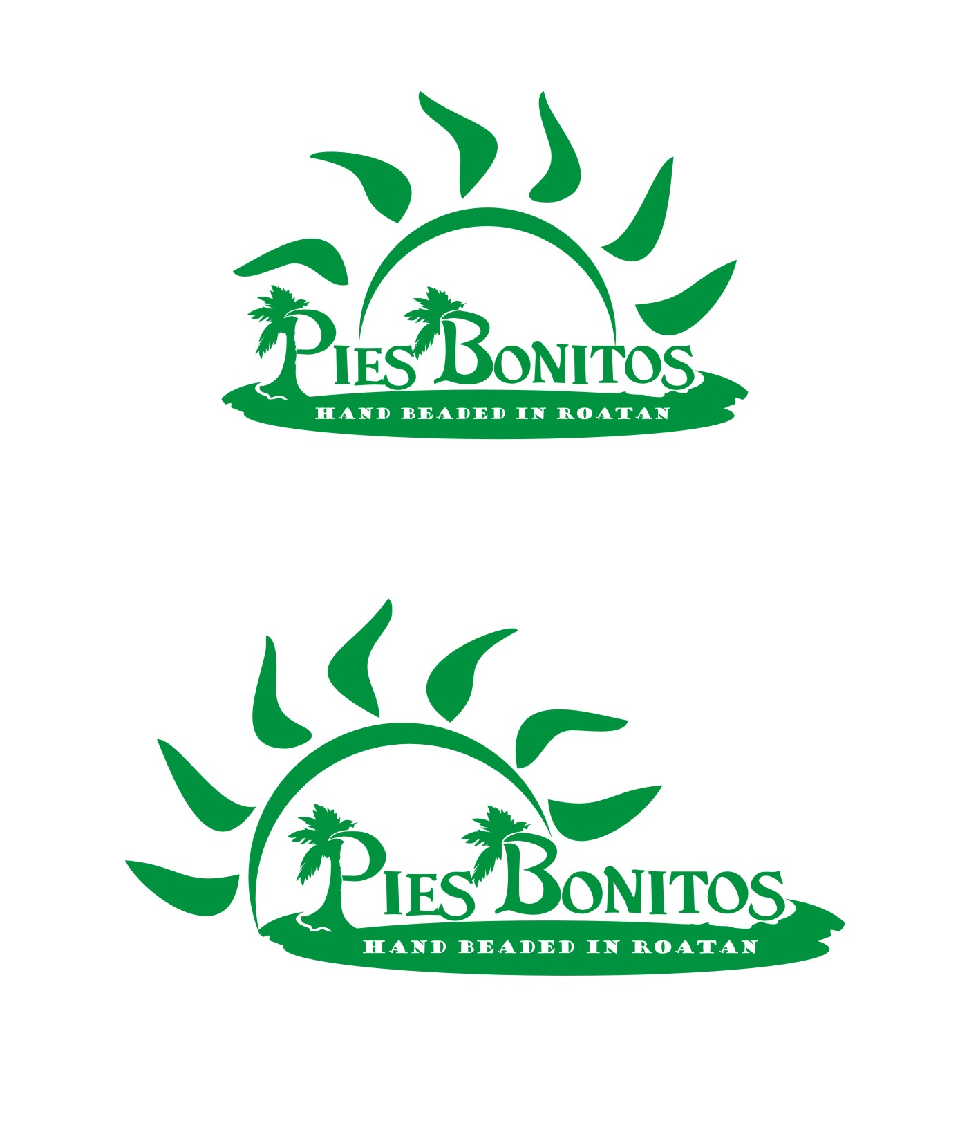 Logo Design by Private User - Entry No. 73 in the Logo Design Contest Unique Logo Design Wanted for Pies Bonitos.