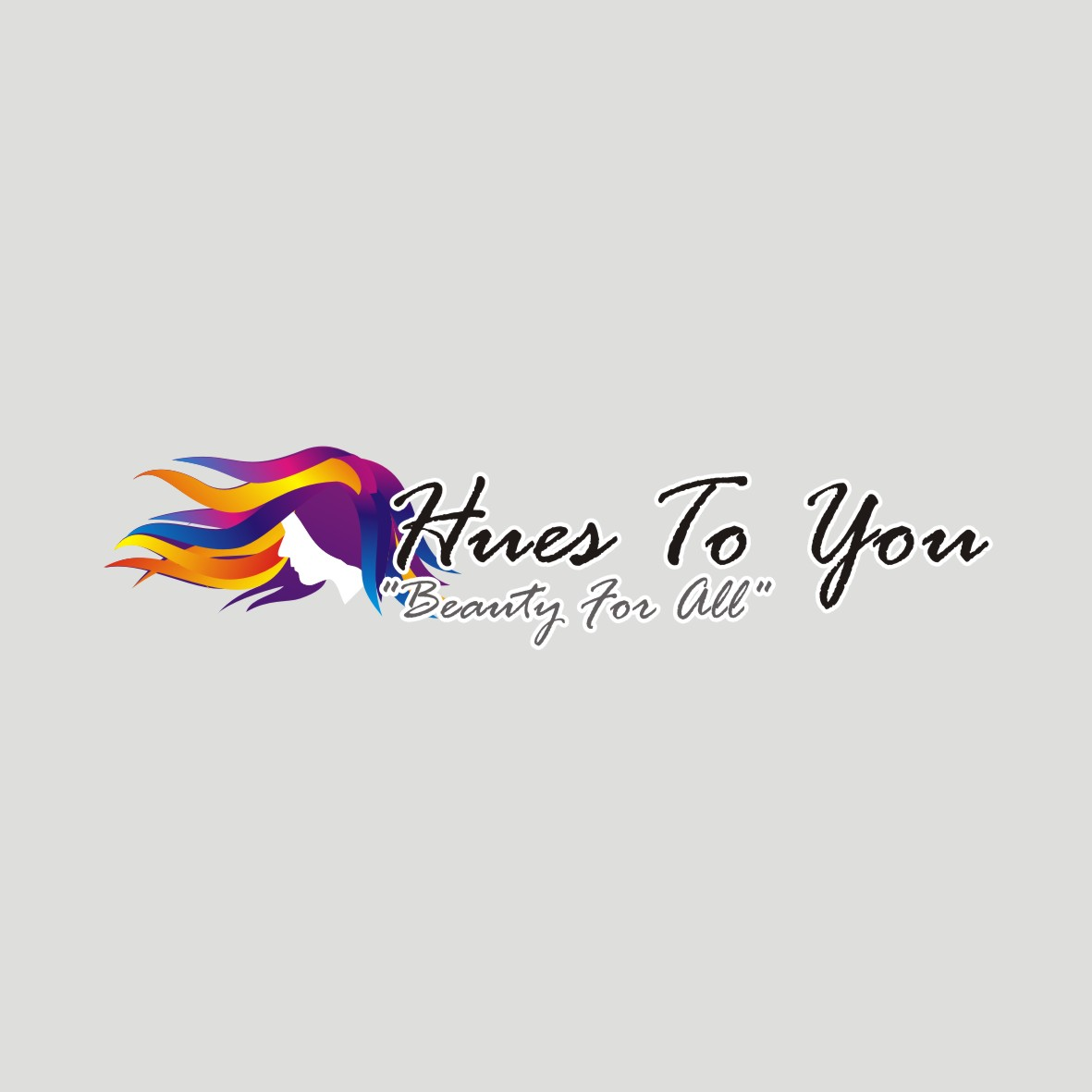 Logo Design by arteo_design - Entry No. 145 in the Logo Design Contest Hues To You Logo Design.