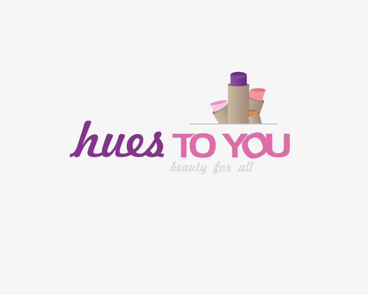 Logo Design by Private User - Entry No. 146 in the Logo Design Contest Hues To You Logo Design.