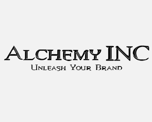 Logo Design by Mythos Designs - Entry No. 108 in the Logo Design Contest Logo Design for Alchemy Inc (Creative/Edgy/Sophisticated).