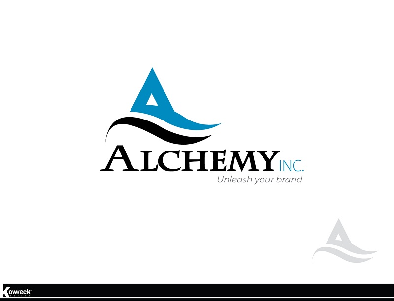 Logo Design by kowreck - Entry No. 110 in the Logo Design Contest Logo Design for Alchemy Inc (Creative/Edgy/Sophisticated).