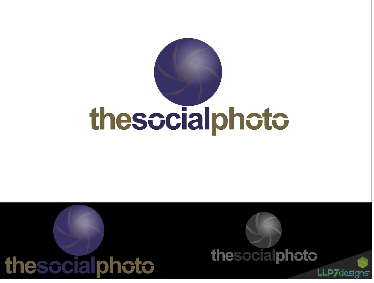 Logo Design by LLP7 - Entry No. 9 in the Logo Design Contest New Logo Design for the social photo.