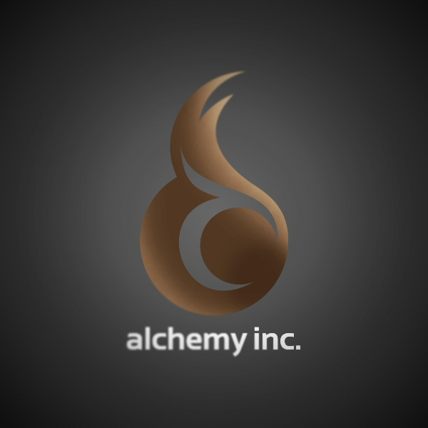 Logo Design by Private User - Entry No. 114 in the Logo Design Contest Logo Design for Alchemy Inc (Creative/Edgy/Sophisticated).