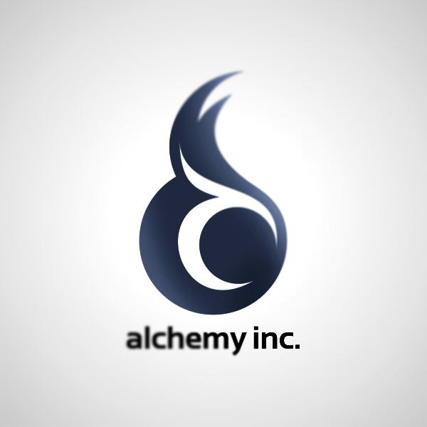 Logo Design by Private User - Entry No. 115 in the Logo Design Contest Logo Design for Alchemy Inc (Creative/Edgy/Sophisticated).
