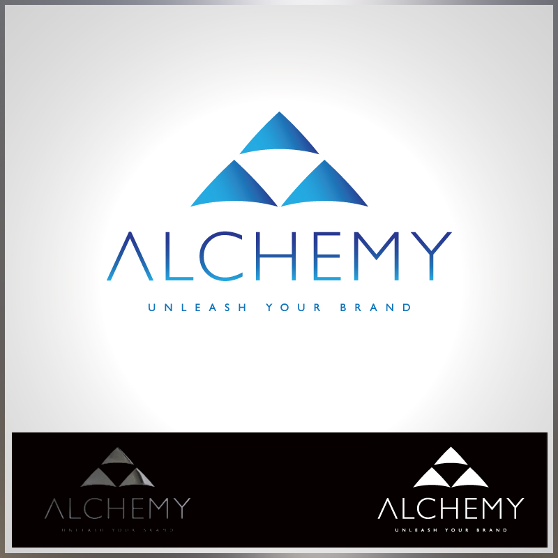 Logo Design by Number-Eight-Design - Entry No. 116 in the Logo Design Contest Logo Design for Alchemy Inc (Creative/Edgy/Sophisticated).