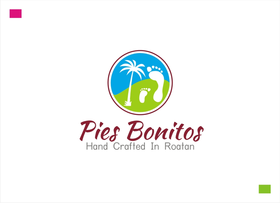 Logo Design by Private User - Entry No. 88 in the Logo Design Contest Unique Logo Design Wanted for Pies Bonitos.