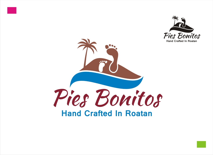 Logo Design by Private User - Entry No. 89 in the Logo Design Contest Unique Logo Design Wanted for Pies Bonitos.