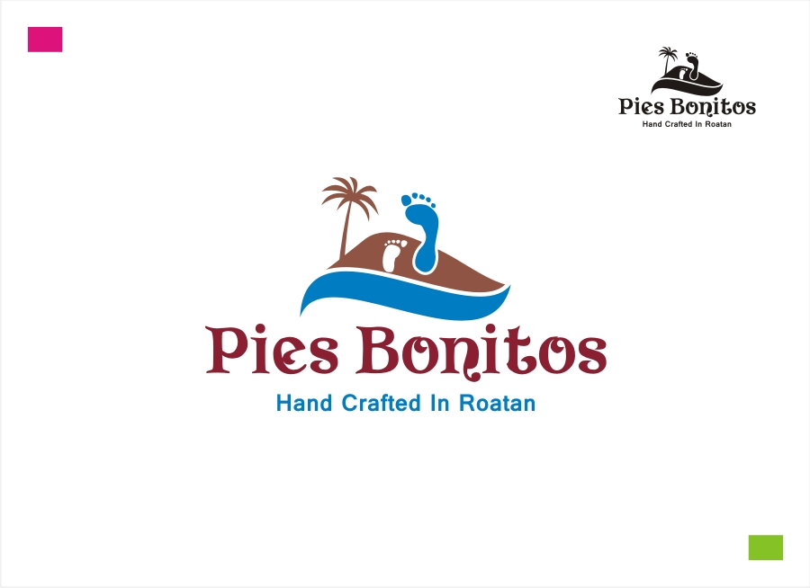 Logo Design by Private User - Entry No. 90 in the Logo Design Contest Unique Logo Design Wanted for Pies Bonitos.