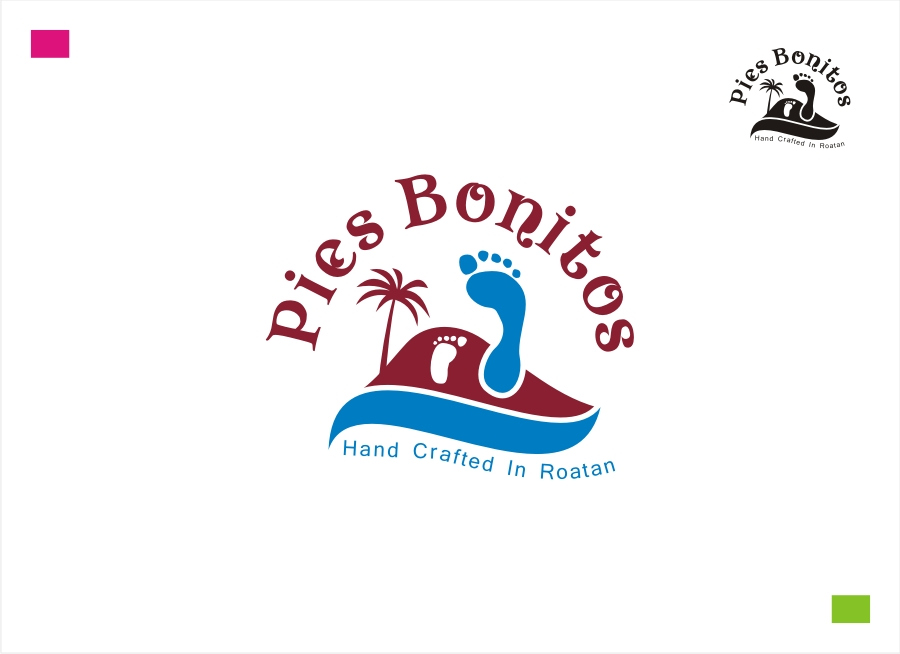 Logo Design by Private User - Entry No. 92 in the Logo Design Contest Unique Logo Design Wanted for Pies Bonitos.