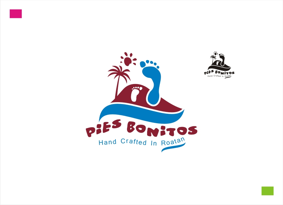 Logo Design by Private User - Entry No. 93 in the Logo Design Contest Unique Logo Design Wanted for Pies Bonitos.