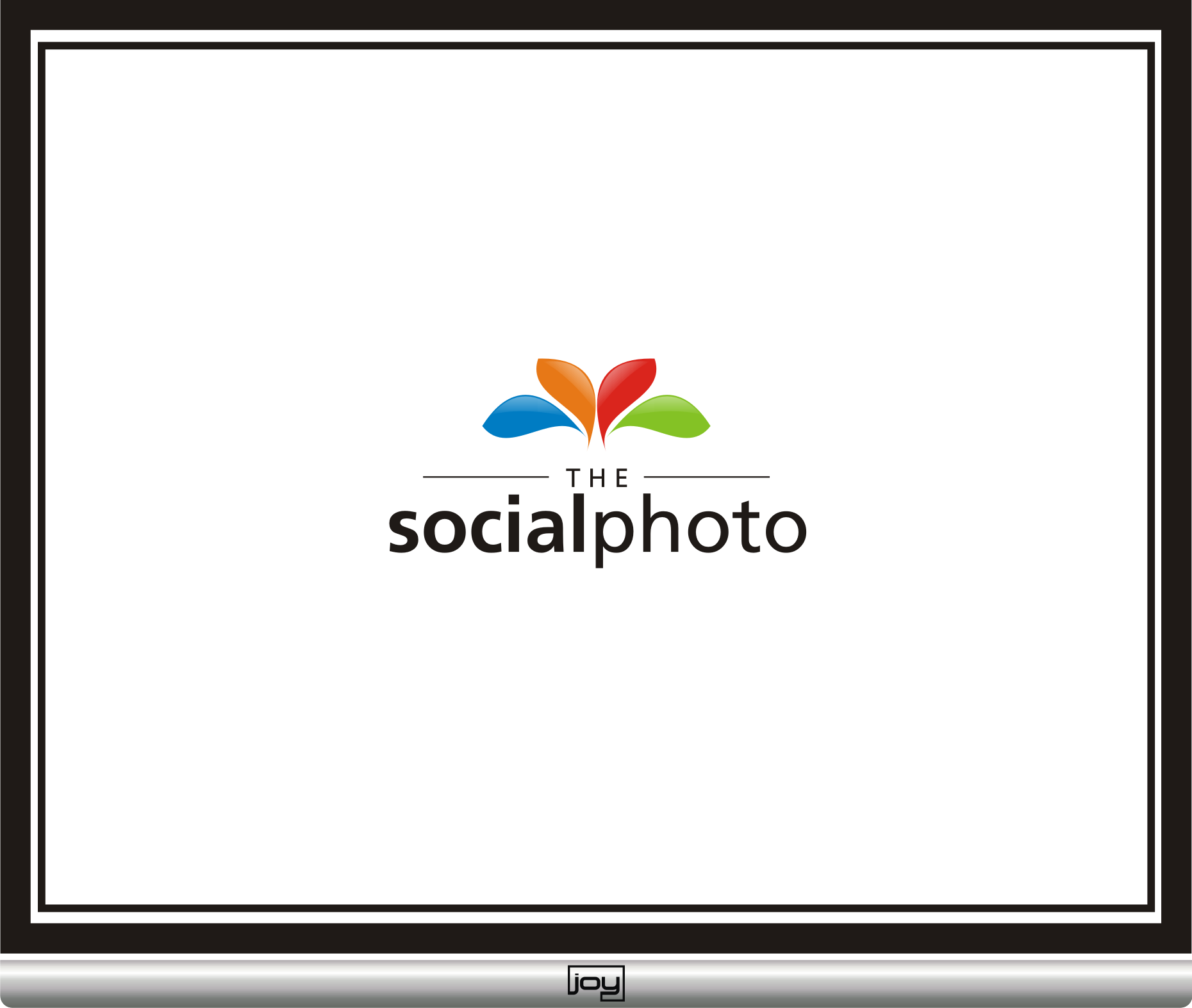 Logo Design by joysetiawan - Entry No. 13 in the Logo Design Contest New Logo Design for the social photo.