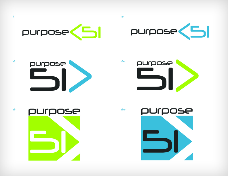 Logo Design by j-neal.com - Entry No. 86 in the Logo Design Contest Purpose, Inc..
