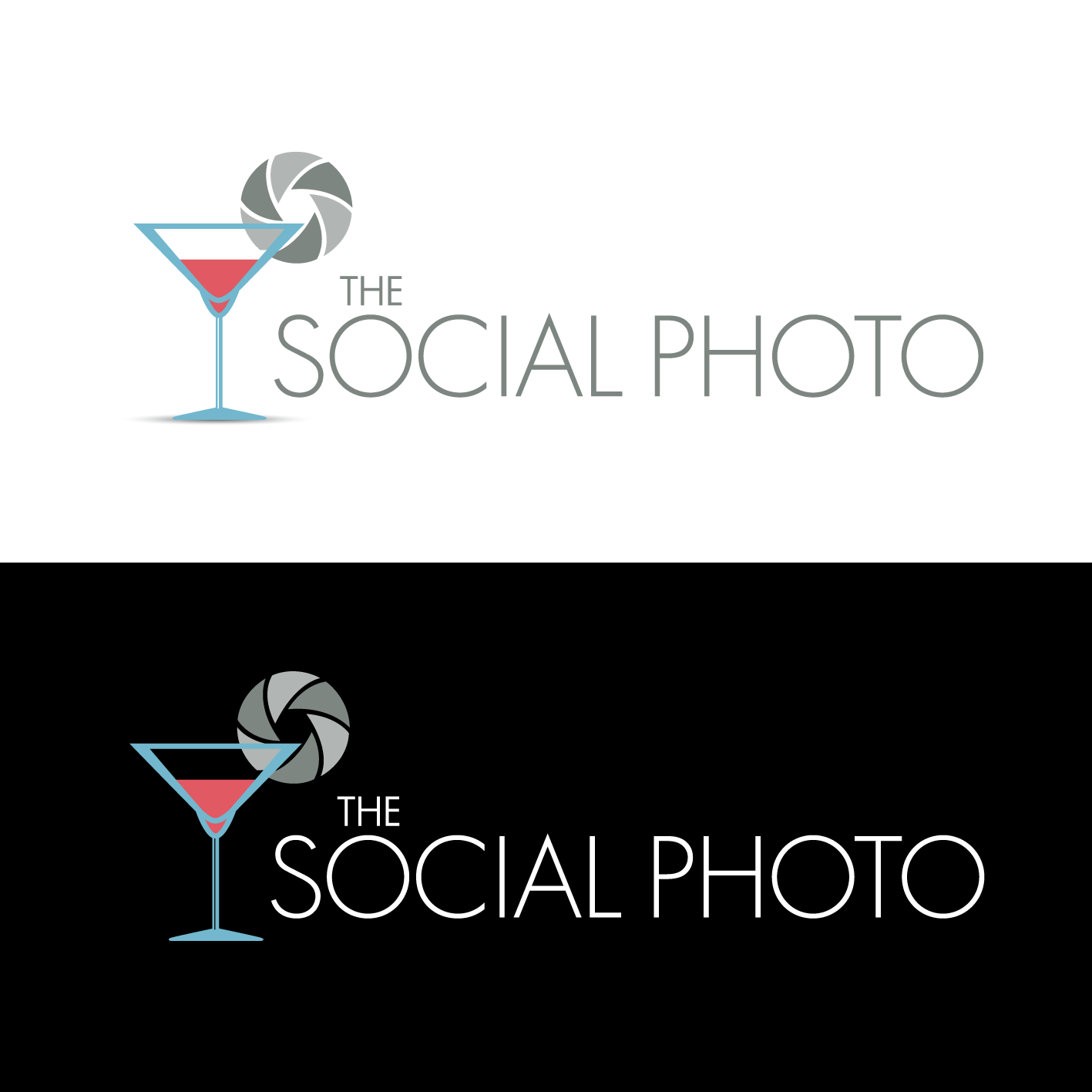 Logo Design by luna - Entry No. 22 in the Logo Design Contest New Logo Design for the social photo.