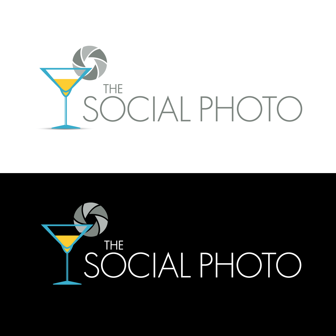 Logo Design by luna - Entry No. 23 in the Logo Design Contest New Logo Design for the social photo.