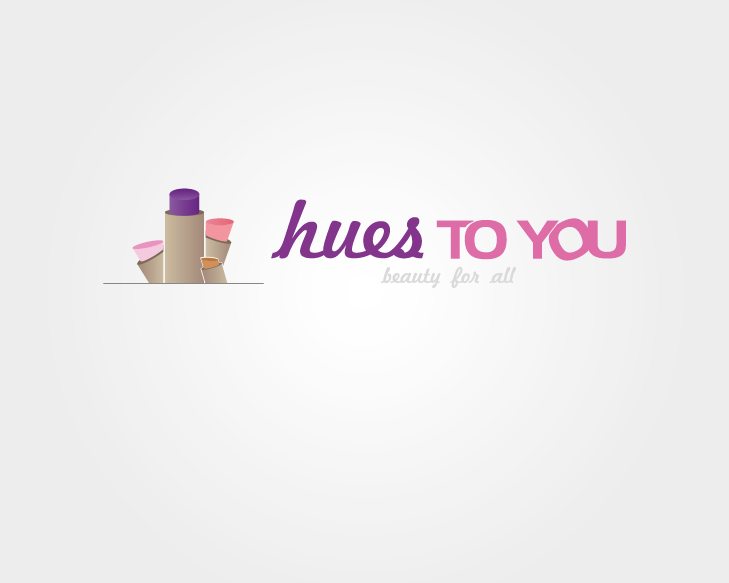 Logo Design by Private User - Entry No. 156 in the Logo Design Contest Hues To You Logo Design.