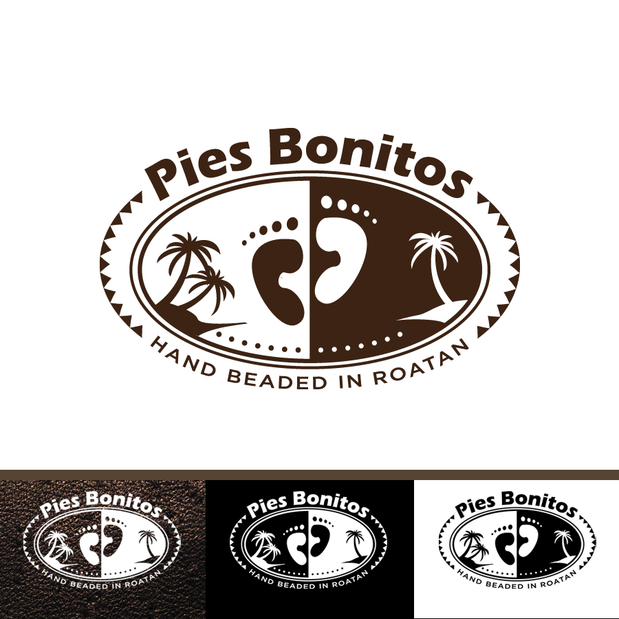 Logo Design by Edward Goodwin - Entry No. 97 in the Logo Design Contest Unique Logo Design Wanted for Pies Bonitos.