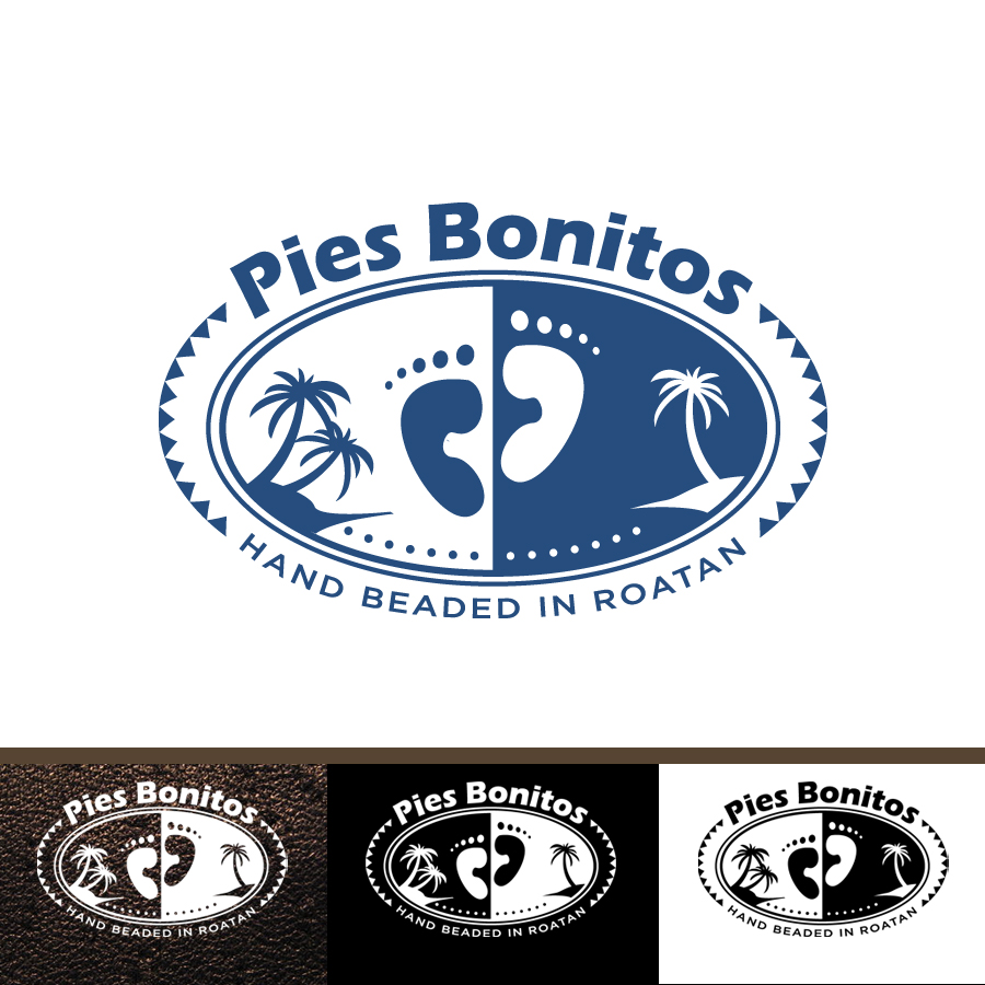 Logo Design by Edward Goodwin - Entry No. 98 in the Logo Design Contest Unique Logo Design Wanted for Pies Bonitos.