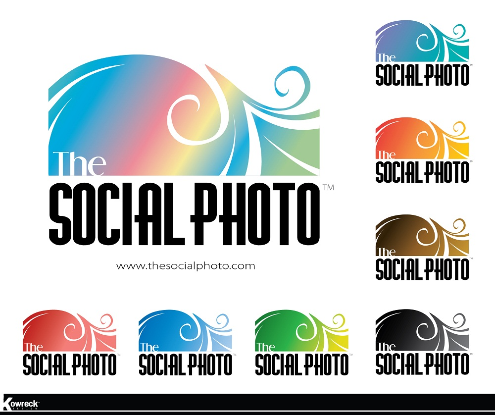 Logo Design by kowreck - Entry No. 30 in the Logo Design Contest New Logo Design for the social photo.