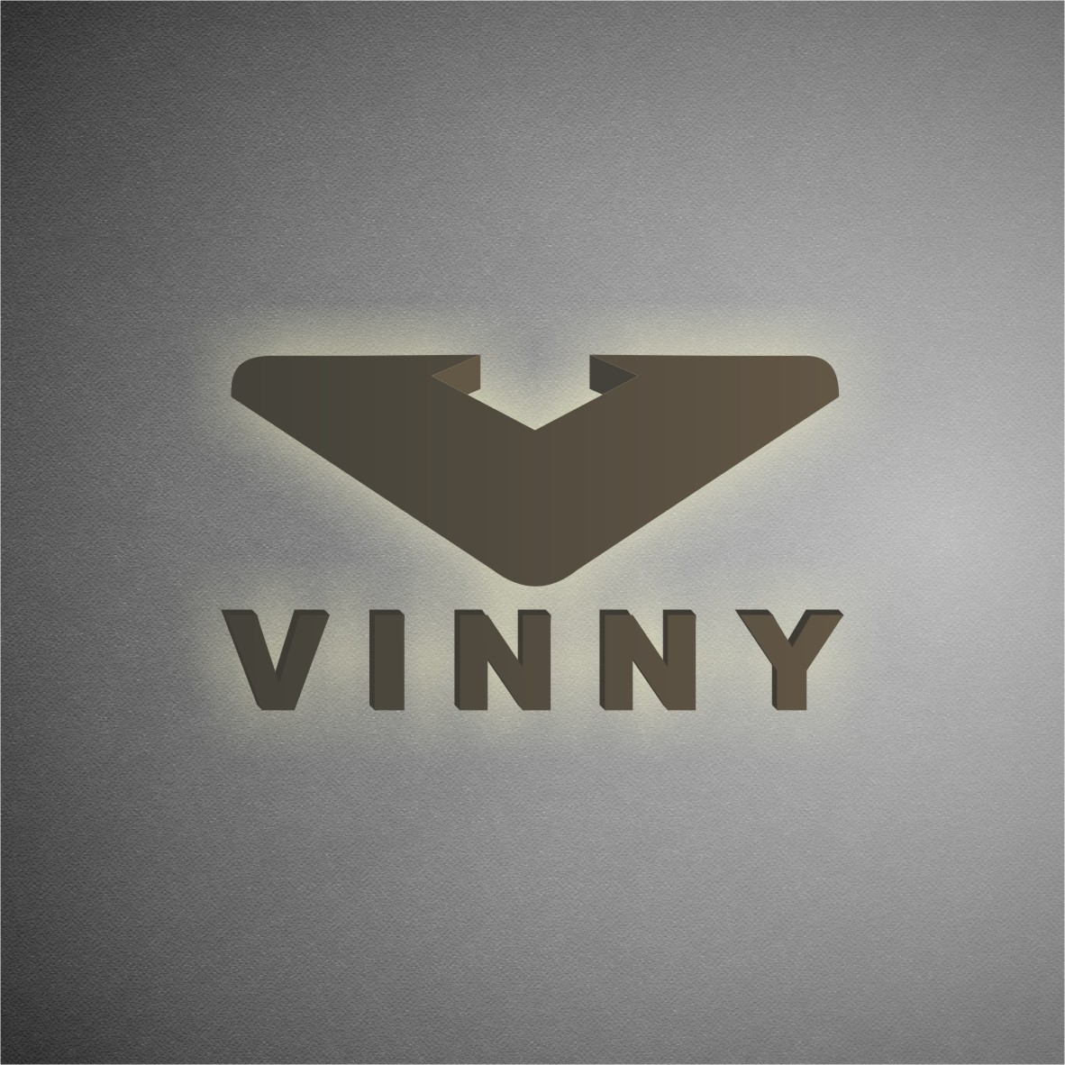 Logo Design by arteo_design - Entry No. 215 in the Logo Design Contest Unique Logo Design Wanted for Vinny.