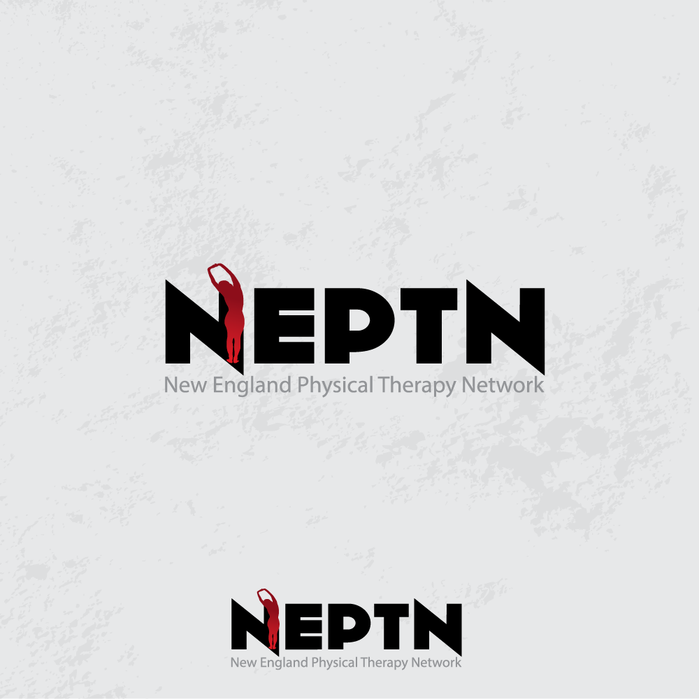 Logo Design by rockin - Entry No. 20 in the Logo Design Contest Fun Logo Design for NEPTN - New England Physical Therapy Network.