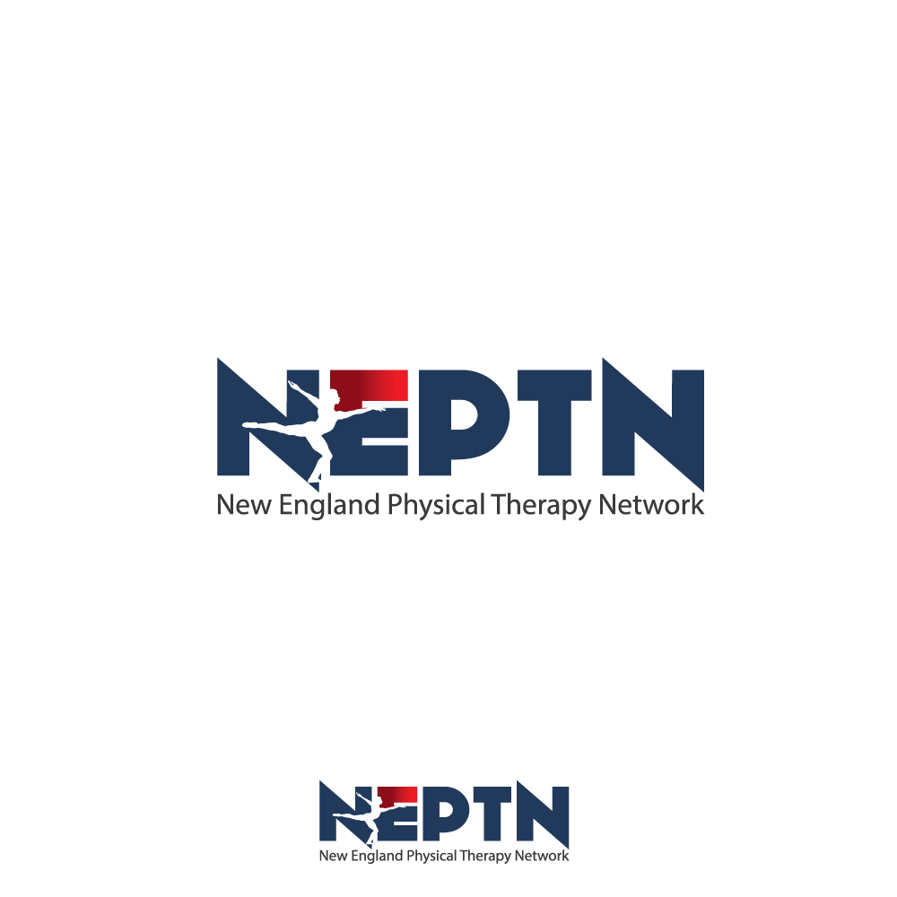 Logo Design by rockin - Entry No. 24 in the Logo Design Contest Fun Logo Design for NEPTN - New England Physical Therapy Network.