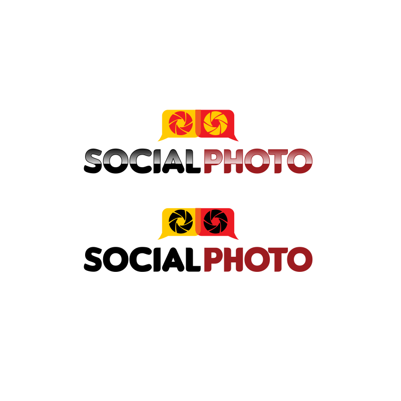 Logo Design by moisesf - Entry No. 60 in the Logo Design Contest New Logo Design for the social photo.