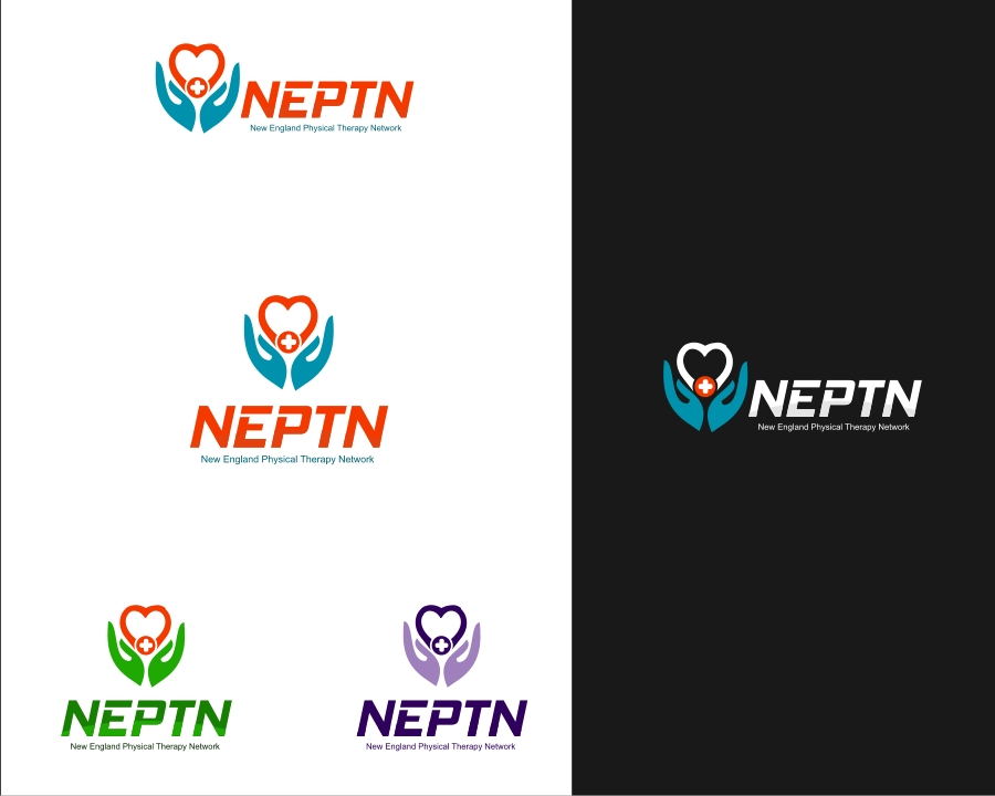 Logo Design by Private User - Entry No. 33 in the Logo Design Contest Fun Logo Design for NEPTN - New England Physical Therapy Network.