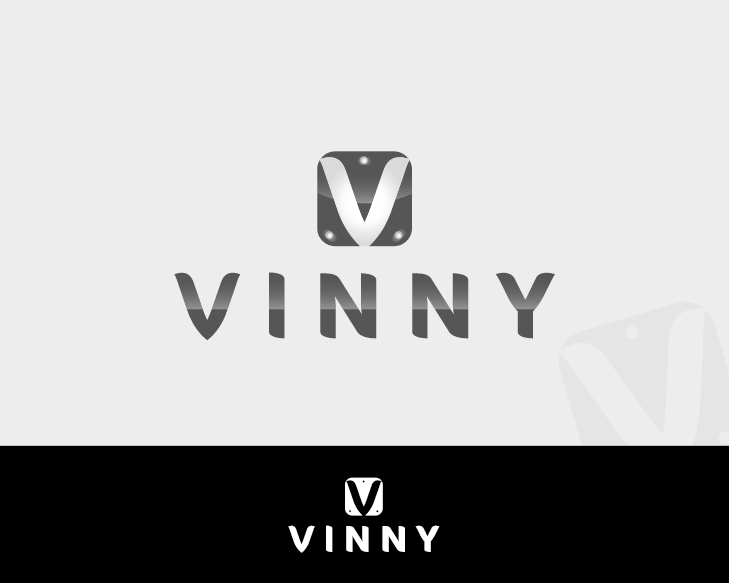 Logo Design by Private User - Entry No. 235 in the Logo Design Contest Unique Logo Design Wanted for Vinny.