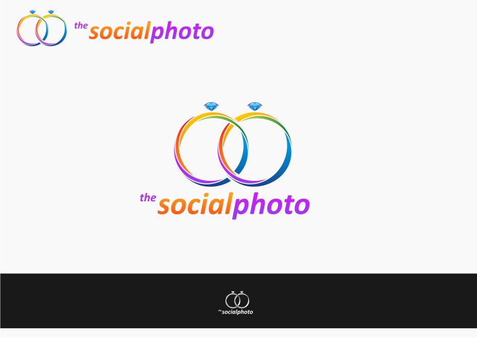 Logo Design by graphicleaf - Entry No. 68 in the Logo Design Contest New Logo Design for the social photo.