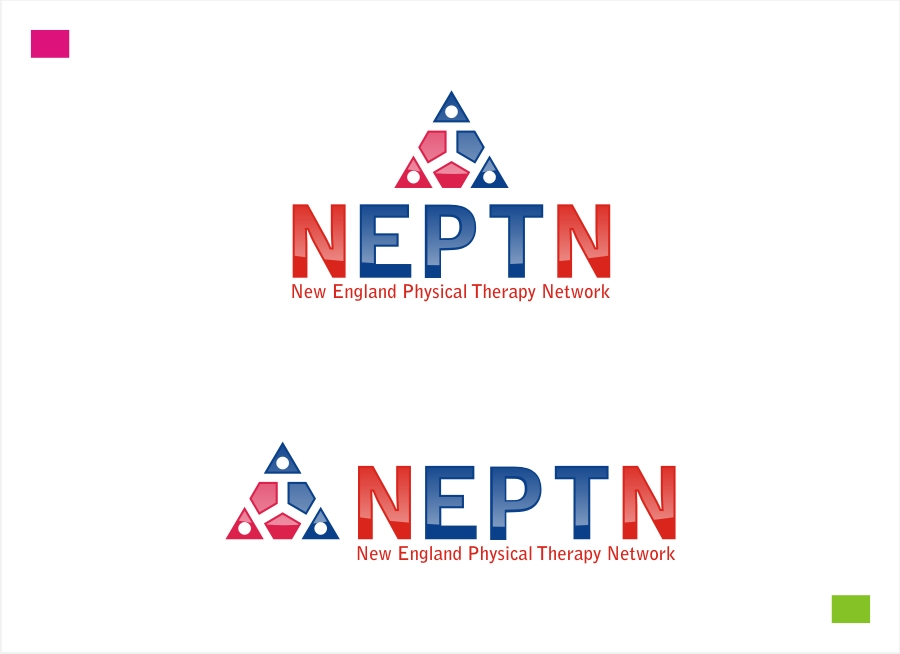 Logo Design by Private User - Entry No. 37 in the Logo Design Contest Fun Logo Design for NEPTN - New England Physical Therapy Network.