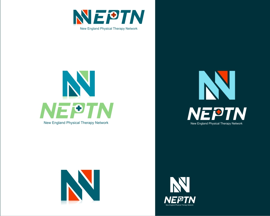 Logo Design by Private User - Entry No. 38 in the Logo Design Contest Fun Logo Design for NEPTN - New England Physical Therapy Network.