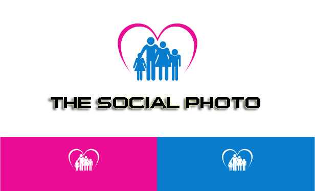 Logo Design by Zemzoumi Radouane - Entry No. 85 in the Logo Design Contest New Logo Design for the social photo.
