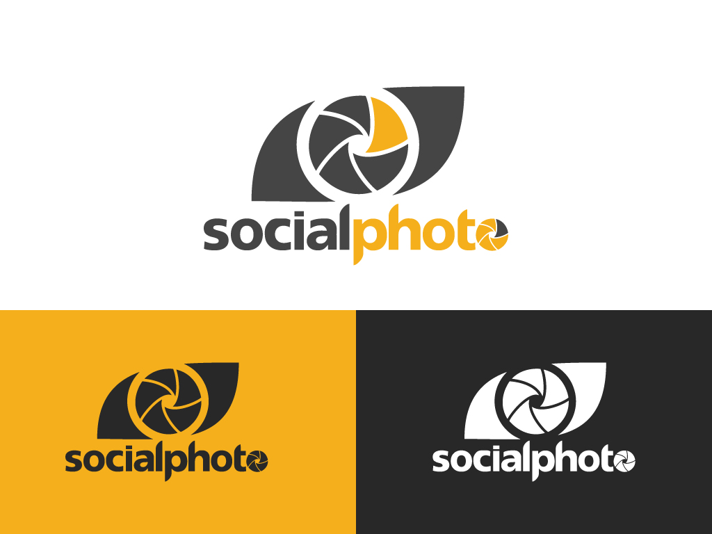Logo Design by Valentin Zbant - Entry No. 86 in the Logo Design Contest New Logo Design for the social photo.