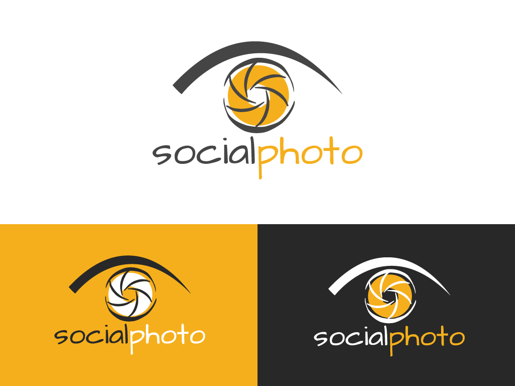 Logo Design by Valentin Zbant - Entry No. 88 in the Logo Design Contest New Logo Design for the social photo.
