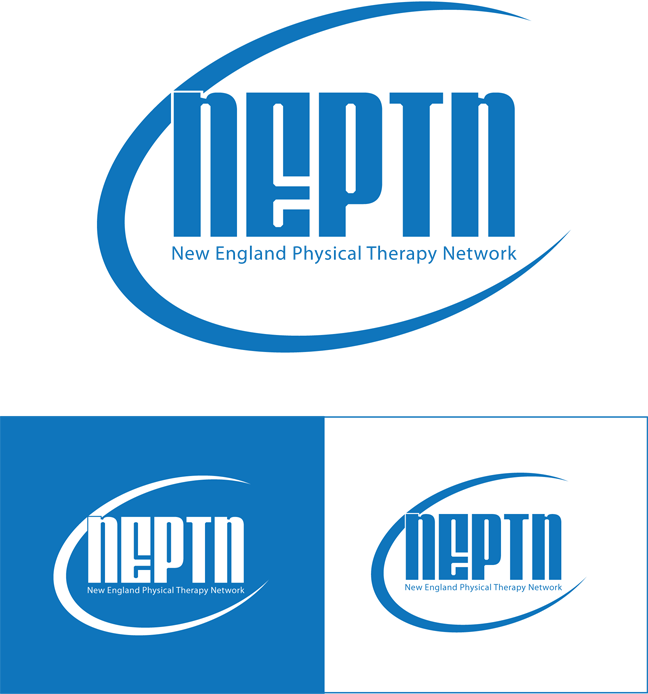 Logo Design by Lefky - Entry No. 39 in the Logo Design Contest Fun Logo Design for NEPTN - New England Physical Therapy Network.